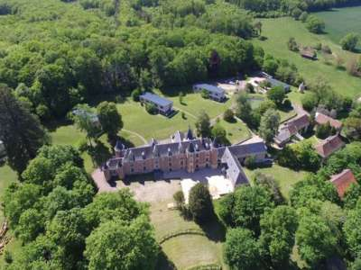 Image 8 | 20 bedroom French chateau for sale with 15.82 hectares of land, St Pierre de Maille, Vienne , Poitou-Charentes 228726