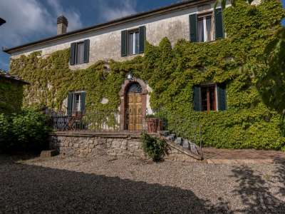 Image 10 | 10 bedroom house for sale with 161 hectares of land, Murlo, Siena, Tuscany 228826
