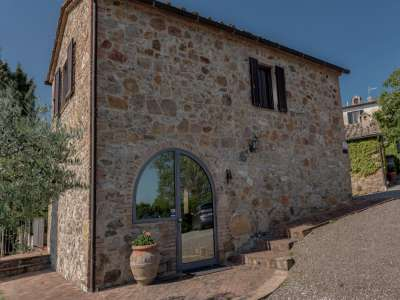 Image 11 | 10 bedroom house for sale with 161 hectares of land, Murlo, Siena, Tuscany 228826
