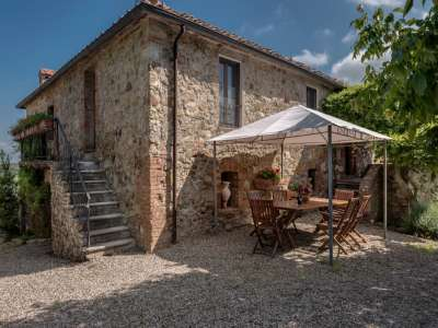 Image 12 | 10 bedroom house for sale with 161 hectares of land, Murlo, Siena, Tuscany 228826