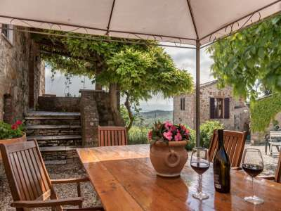 Image 5 | 10 bedroom house for sale with 161 hectares of land, Murlo, Siena, Tuscany 228826