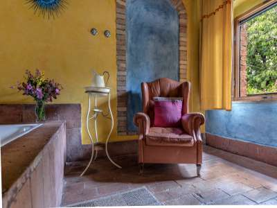 Image 6 | 10 bedroom house for sale with 161 hectares of land, Murlo, Siena, Tuscany 228826