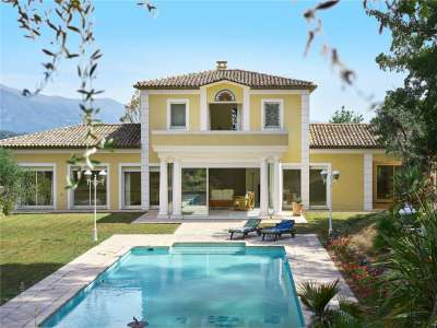 Image 1   5 bedroom house for sale with 0.27 hectares of land, Valbonne, French Riviera 228959