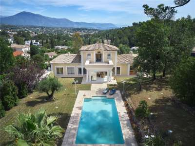 Image 2   5 bedroom house for sale with 0.27 hectares of land, Valbonne, French Riviera 228959