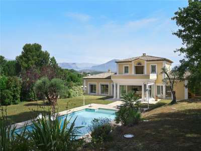 Image 8   5 bedroom house for sale with 0.27 hectares of land, Valbonne, French Riviera 228959