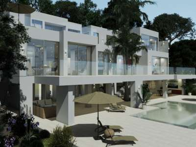 Image 14 | 5 bedroom villa for sale with 1,321m2 of land, Cala Vinyes, South Western Mallorca, Mallorca 229089