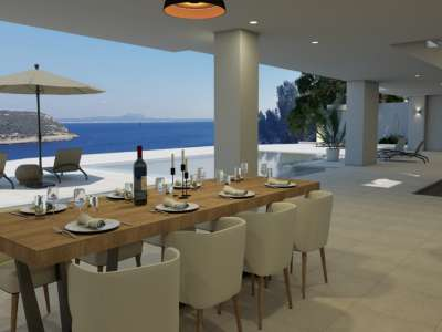 Image 2 | 5 bedroom villa for sale with 1,321m2 of land, Cala Vinyes, South Western Mallorca, Mallorca 229089
