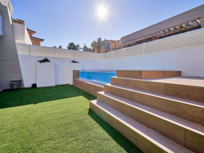 Image 32 | 3 bedroom villa for sale with 68m2 of land, Puerto Banus, Malaga Costa del Sol, Andalucia 229140