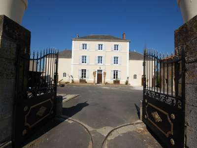 Image 1 | 5 bedroom manor house for sale with 0.41 hectares of land, Couhe, Vienne , Poitou-Charentes 229148