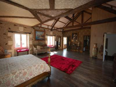 Image 10 | 5 bedroom manor house for sale with 0.41 hectares of land, Couhe, Vienne , Poitou-Charentes 229148