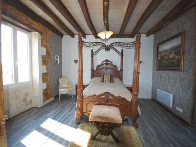 Image 12 | 5 bedroom manor house for sale with 0.41 hectares of land, Couhe, Vienne , Poitou-Charentes 229148