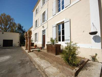 Image 2 | 5 bedroom manor house for sale with 0.41 hectares of land, Couhe, Vienne , Poitou-Charentes 229148