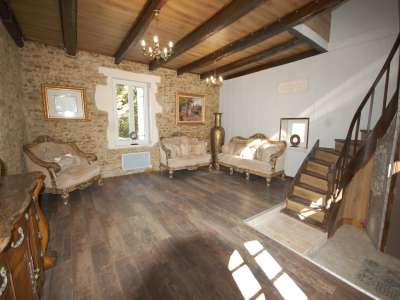 Image 3 | 5 bedroom manor house for sale with 0.41 hectares of land, Couhe, Vienne , Poitou-Charentes 229148