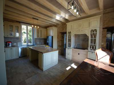 Image 5 | 5 bedroom manor house for sale with 0.41 hectares of land, Couhe, Vienne , Poitou-Charentes 229148