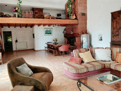 Image 3   4 bedroom farmhouse for sale with 5 hectares of land, Salses le chateau, Corbieres, Aude , Languedoc-Roussillon 229211