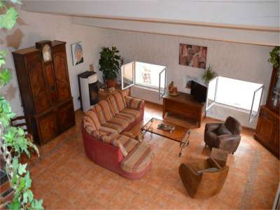 Image 5   4 bedroom farmhouse for sale with 5 hectares of land, Salses le chateau, Corbieres, Aude , Languedoc-Roussillon 229211