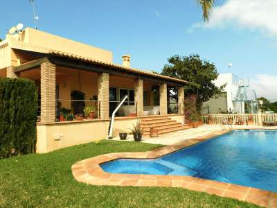Image 1   5 bedroom villa for sale with 1,005m2 of land, Javea, Alicante Costa Blanca, Valencia 229231