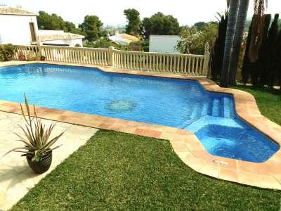 Image 2   5 bedroom villa for sale with 1,005m2 of land, Javea, Alicante Costa Blanca, Valencia 229231