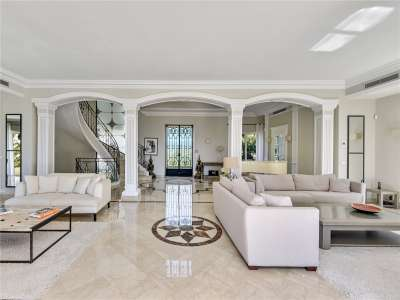 Image 11   10 bedroom villa for sale with 0.82 hectares of land, Cap d'Antibes, Antibes Juan les Pins, French Riviera 229251