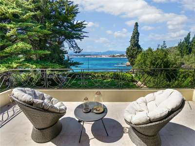 Image 3   10 bedroom villa for sale with 0.82 hectares of land, Cap d'Antibes, Antibes Juan les Pins, French Riviera 229251