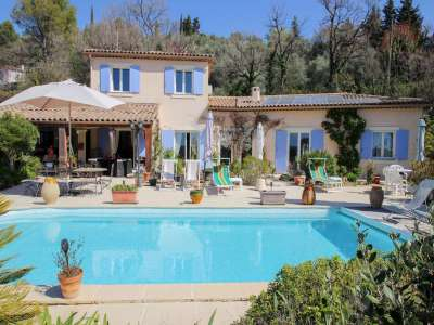 Image 1   4 bedroom villa for sale with 0.25 hectares of land, Callian, Var , Cote d'Azur French Riviera 229262