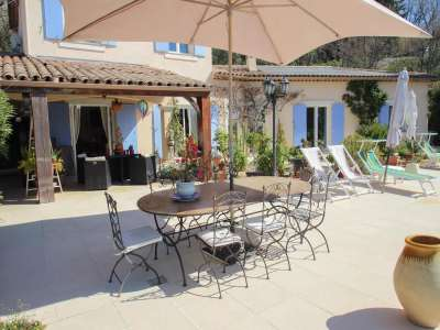 Image 15   4 bedroom villa for sale with 0.25 hectares of land, Callian, Var , Cote d'Azur French Riviera 229262