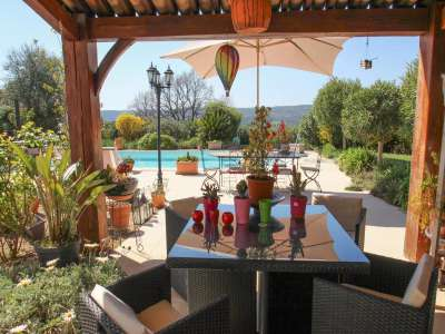 Image 19   4 bedroom villa for sale with 0.25 hectares of land, Callian, Var , Cote d'Azur French Riviera 229262