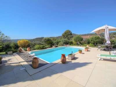 Image 2   4 bedroom villa for sale with 0.25 hectares of land, Callian, Var , Cote d'Azur French Riviera 229262