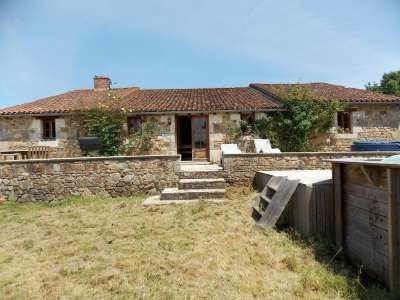 Image 3   6 bedroom house for sale with 6 hectares of land, Confolens, Charente , Poitou-Charentes 229267
