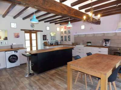 Image 5   6 bedroom house for sale with 6 hectares of land, Confolens, Charente , Poitou-Charentes 229267
