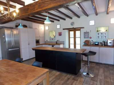 Image 7   6 bedroom house for sale with 6 hectares of land, Confolens, Charente , Poitou-Charentes 229267