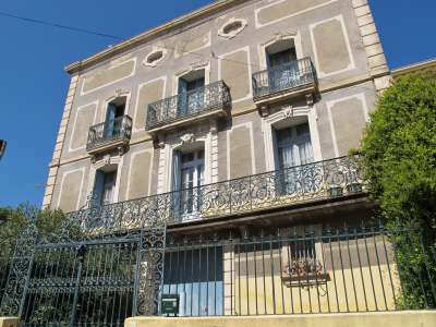 Image 1 | 4 bedroom house for sale with 850m2 of land, Pezenas, Herault , Languedoc-Roussillon 229268