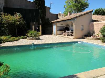 Image 2 | 4 bedroom house for sale with 850m2 of land, Pezenas, Herault , Languedoc-Roussillon 229268