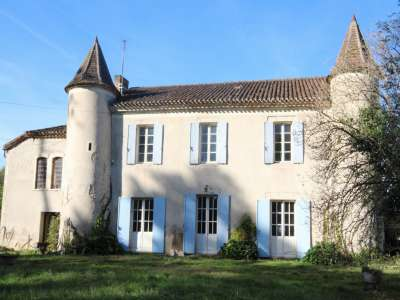 Image 1 | 5 bedroom house for sale with 2 hectares of land, Agen, Lot-et-Garonne , Aquitaine 229269