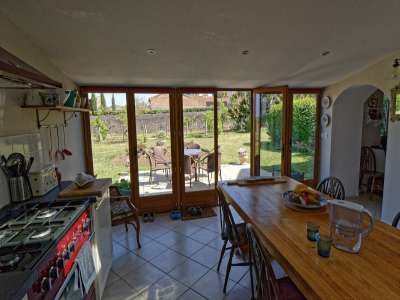 Image 10 | 5 bedroom house for sale with 0.4 hectares of land, Loudun, Vienne , Loire Valley 229350