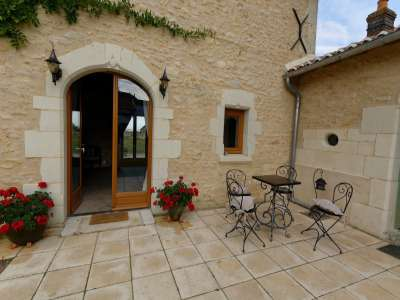 Image 17 | 5 bedroom house for sale with 0.4 hectares of land, Loudun, Vienne , Loire Valley 229350
