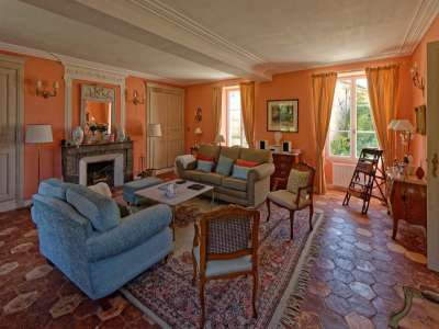 Image 5 | 5 bedroom house for sale with 0.4 hectares of land, Loudun, Vienne , Loire Valley 229350