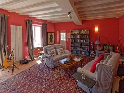 Image 6 | 5 bedroom house for sale with 0.4 hectares of land, Loudun, Vienne , Loire Valley 229350