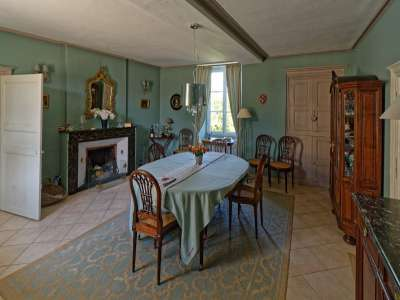 Image 7 | 5 bedroom house for sale with 0.4 hectares of land, Loudun, Vienne , Loire Valley 229350