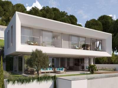 Image 1 | 4 bedroom villa for sale with 0.21 hectares of land, Santa Ponsa, South Western Mallorca, Mallorca 229478