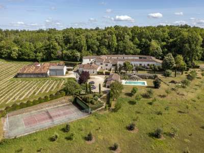 Image 5   15 bedroom house for sale with 4.05 hectares of land, Cognac, Charente , Poitou-Charentes 229529