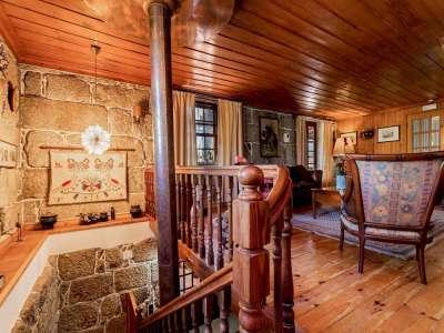 Image 14   5 bedroom villa for sale with 6.73 hectares of land, Sobrado E Bairros, CASTELO DE PAIVA, Aveiro District, Central Portugal 229536