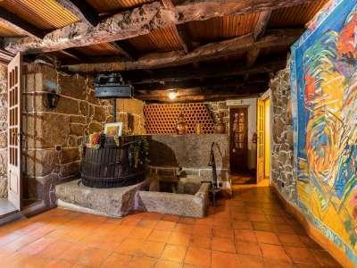 Image 16   5 bedroom villa for sale with 6.73 hectares of land, Sobrado E Bairros, CASTELO DE PAIVA, Aveiro District, Central Portugal 229536