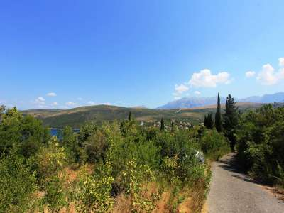 Image 1 | Plot of land for sale with 0.98 hectares of land, Kotor, Coastal Montenegro 229592