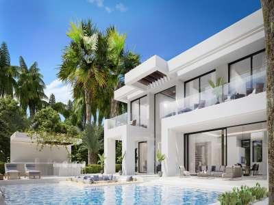 Image 2 | 4 bedroom villa for sale with 1,103m2 of land, Estepona, Malaga Costa del Sol, Andalucia 229617