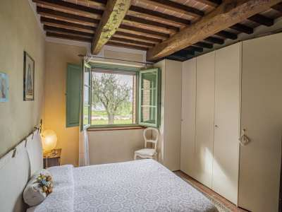 Image 10 | 3 bedroom apartment for sale with 550m2 of land, Volterra, Pisa, Tuscany 229636