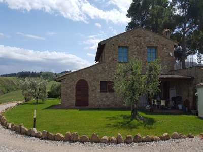 Image 12 | 3 bedroom apartment for sale with 550m2 of land, Volterra, Pisa, Tuscany 229636