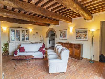 Image 3 | 3 bedroom apartment for sale with 550m2 of land, Volterra, Pisa, Tuscany 229636