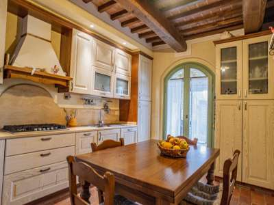 Image 4 | 3 bedroom apartment for sale with 550m2 of land, Volterra, Pisa, Tuscany 229636