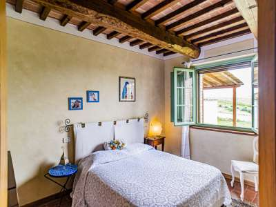 Image 6 | 3 bedroom apartment for sale with 550m2 of land, Volterra, Pisa, Tuscany 229636